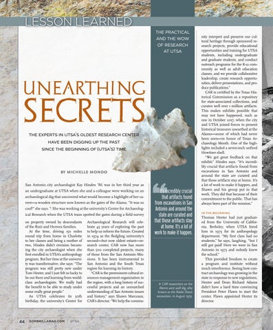 Page 46 of Unearthing Secrets