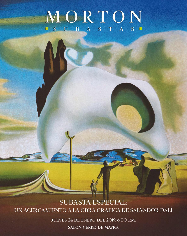 89296bd6e1 Subasta Especial  Un Acercamiento a la Obra Gráfica de Salvador Dalí by  Morton Subastas - issuu