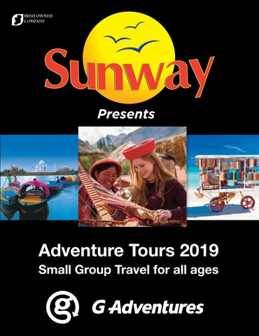 9bea9b13305 G Adventure Tours 2019 by Sunway Travel Group - issuu