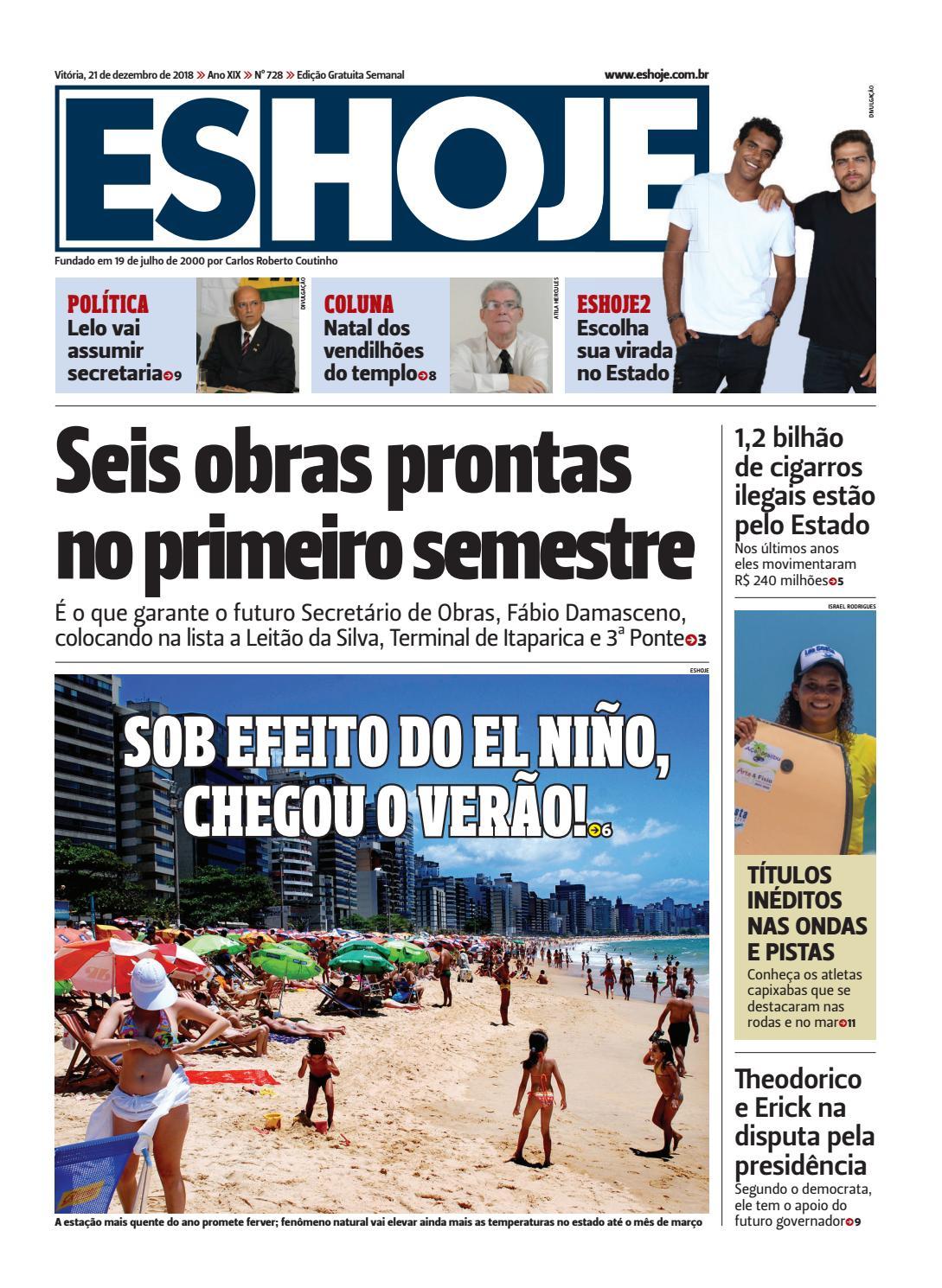 Jornal ESHOJE 728 by Jornal ESHOJE - issuu 8e9f7115818fc