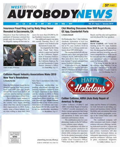 6a5b060b January 2019 West Edition by Autobody News - issuu