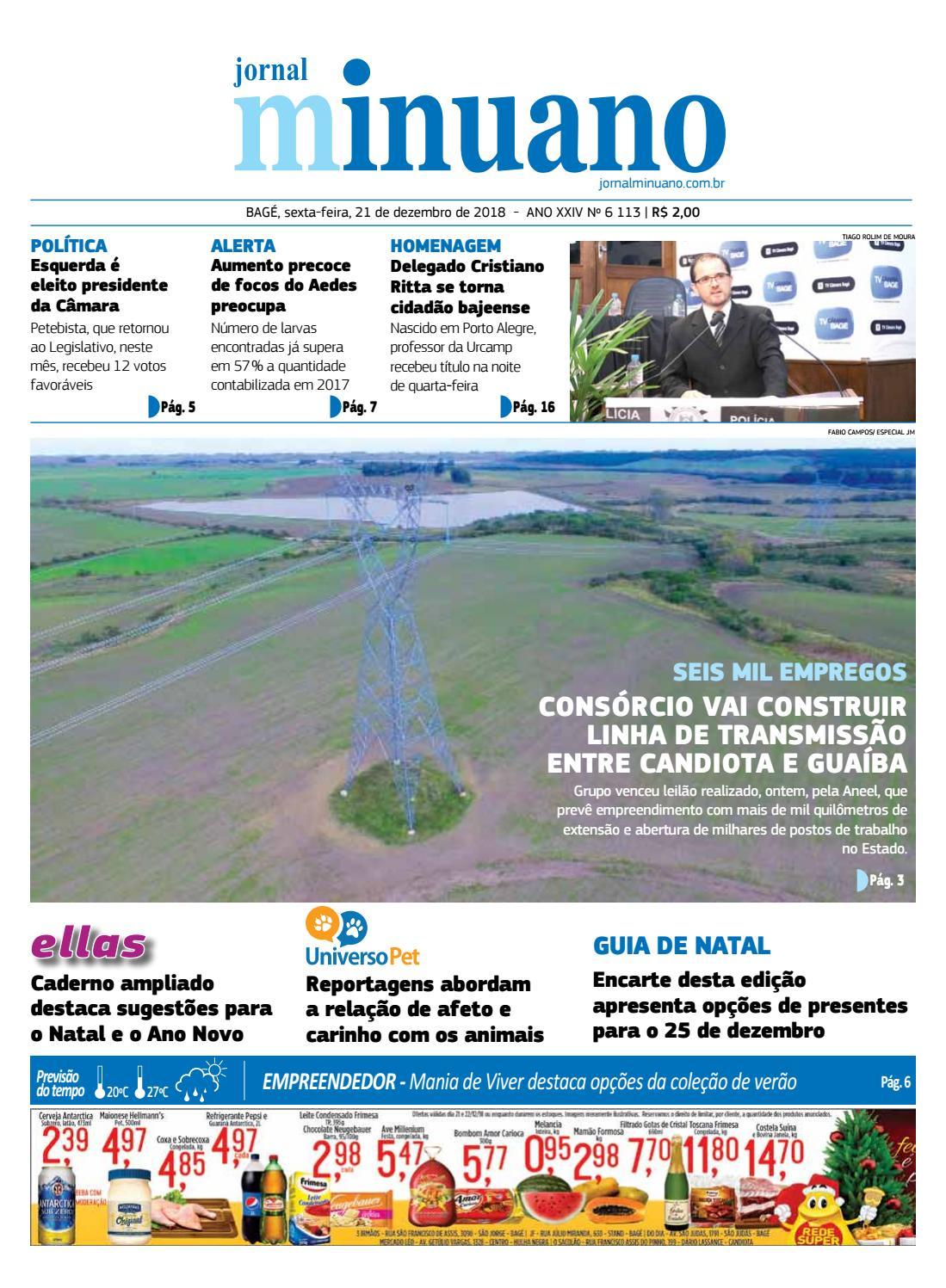 20181221 by Jornal Minuano - issuu d363f27f49