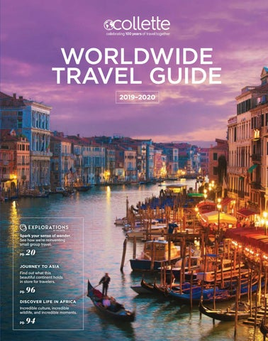 2019 2020 Consumer Travel Guide Us By Collette Issuu