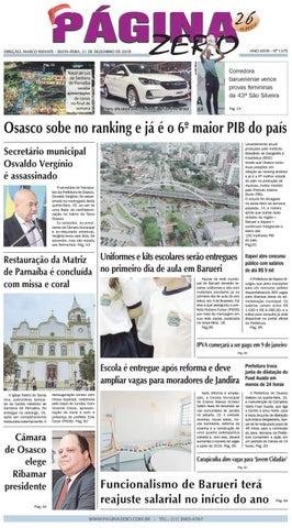 a3a89bae38 Página Zero Edição nº 1375 (21 12 2018) by Para acessar o seu Página ...