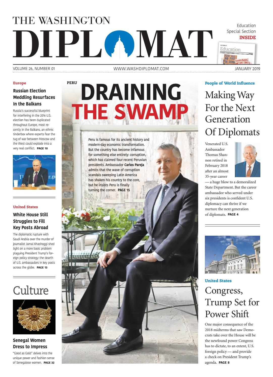 ee514311d7f3 The Washington Diplomat - January 2019 by The Washington Diplomat - issuu