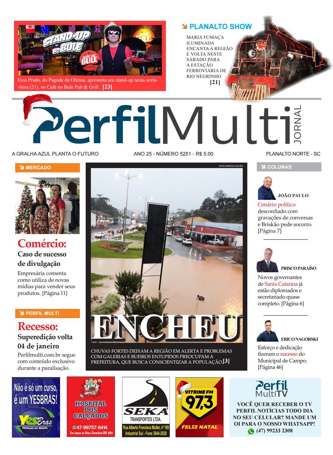 5fe4f6863ba PERFIL MULTI by Jornal Perfil - issuu