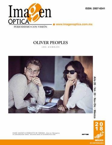 Revista Noviembre Diciembre 2018 by Imagen Optica - issuu 222a4199bd