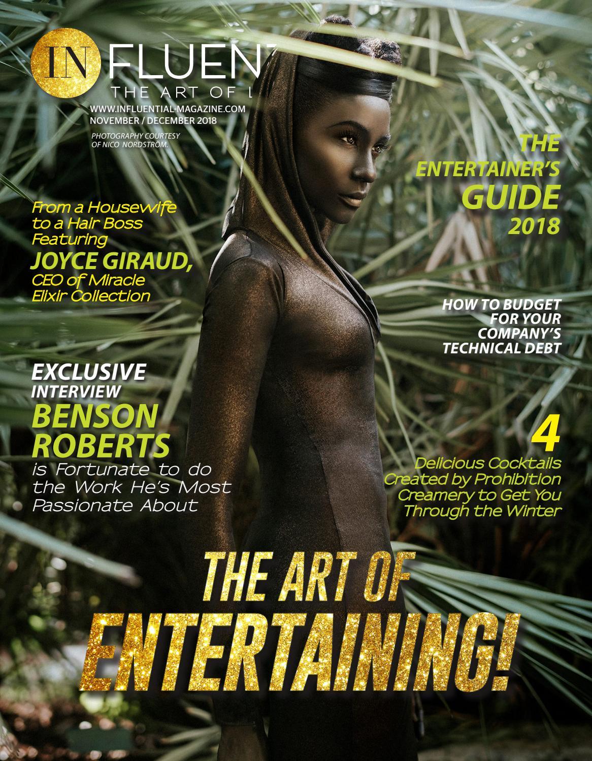 29ec678d1 November   December 2018 InFluential Magazine