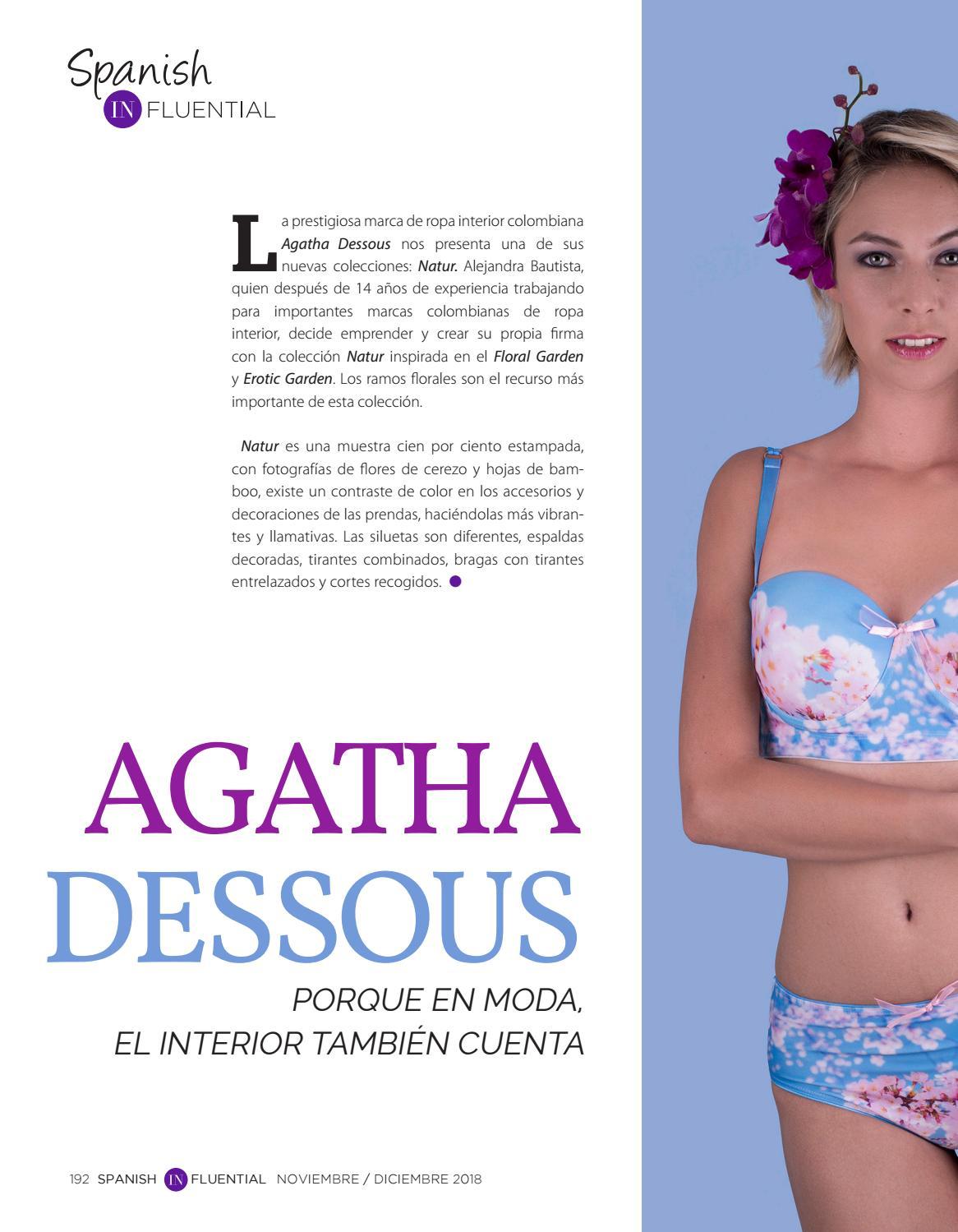 rebajas(mk) último estilo de 2019 diseño popular November / December 2018 InFluential Magazine, Spanish ...