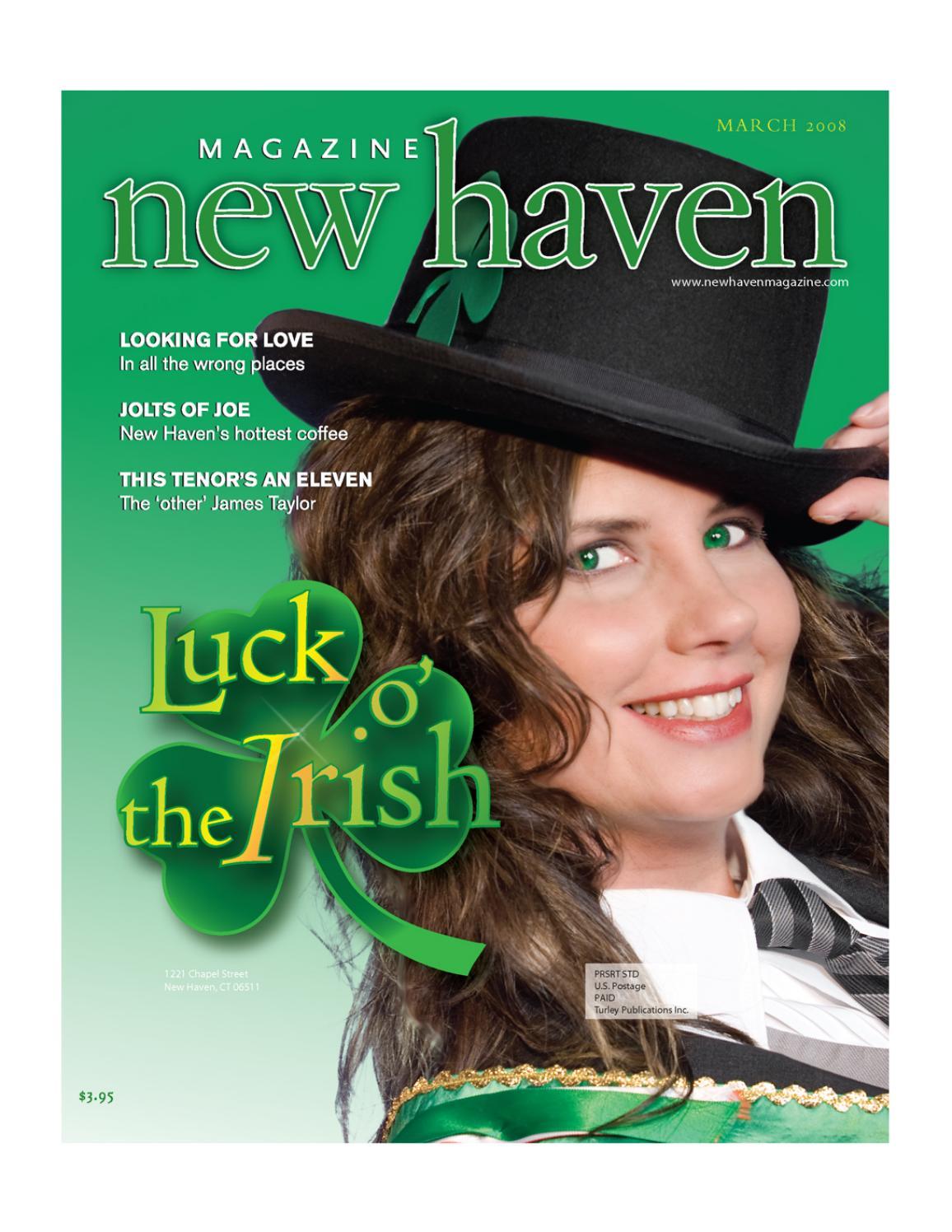 f576400da8 New Haven magazine March 2008 by Second Wind Media Ltd - issuu