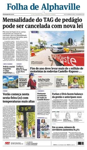 1aef171c30109 Edição 793 Folha de Alphaville by Folha de Alphaville - issuu