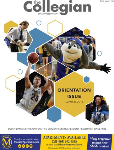 Orientation Issue 2018 by The Collegian - issuu