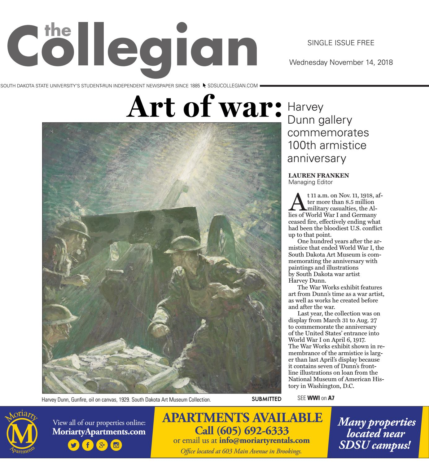 Nov  14, 2018 by The Collegian - issuu