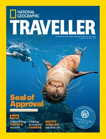 National Geographic Traveller Magazine Summer 2019 By
