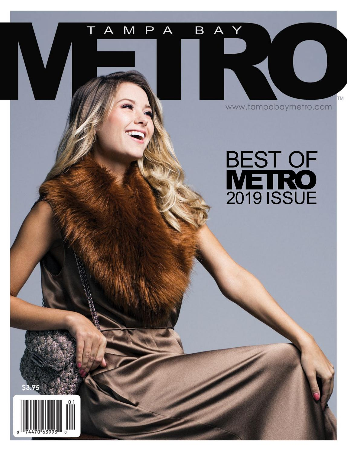 a5e3043704 Tampa Bay METRO by Metro Life Media, Inc. - issuu