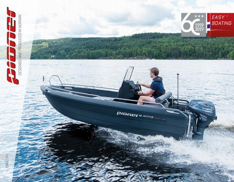 PIONER BOATS 2019 – ENGLISH by Pioner Boats - issuu