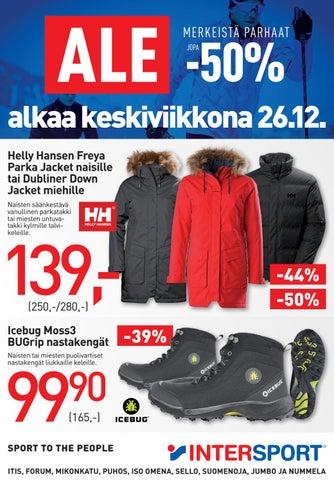 Suuri Sporttiale jopa -50% by Intersport Finland - issuu 908e40215a