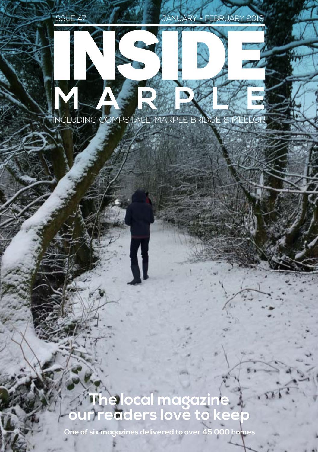 INSIDE Marple Issue 47 by INSIDE MAGAZINES - issuu