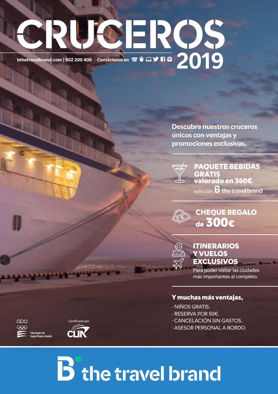 60217a5678707 BTTB Cruceros 2019 by Ávoris - issuu