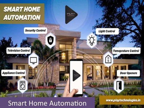 Advanced Home Automation System India by