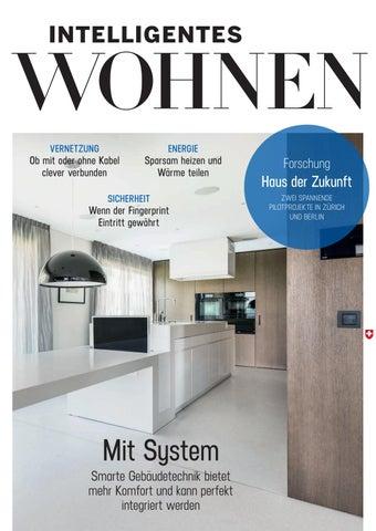 Intelligentes Wohnen 2019 By Archithema Verlag Issuu
