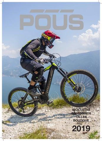 a33b1a4ce7 Catálogo POUS Bicicleta 2019 by Comercial Pous - issuu