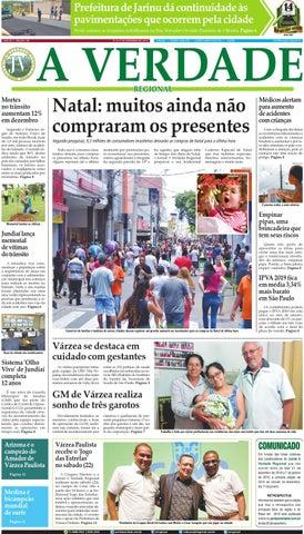 af8d10feb JV Regional ® - Edição 761 by Jornal A Verdade Regional - issuu