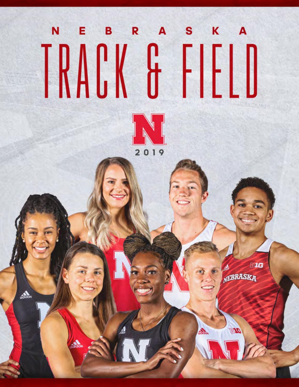 beeb8da115f476 2019 Nebraska Track   Field Media Guide by Jeremy Foote - issuu