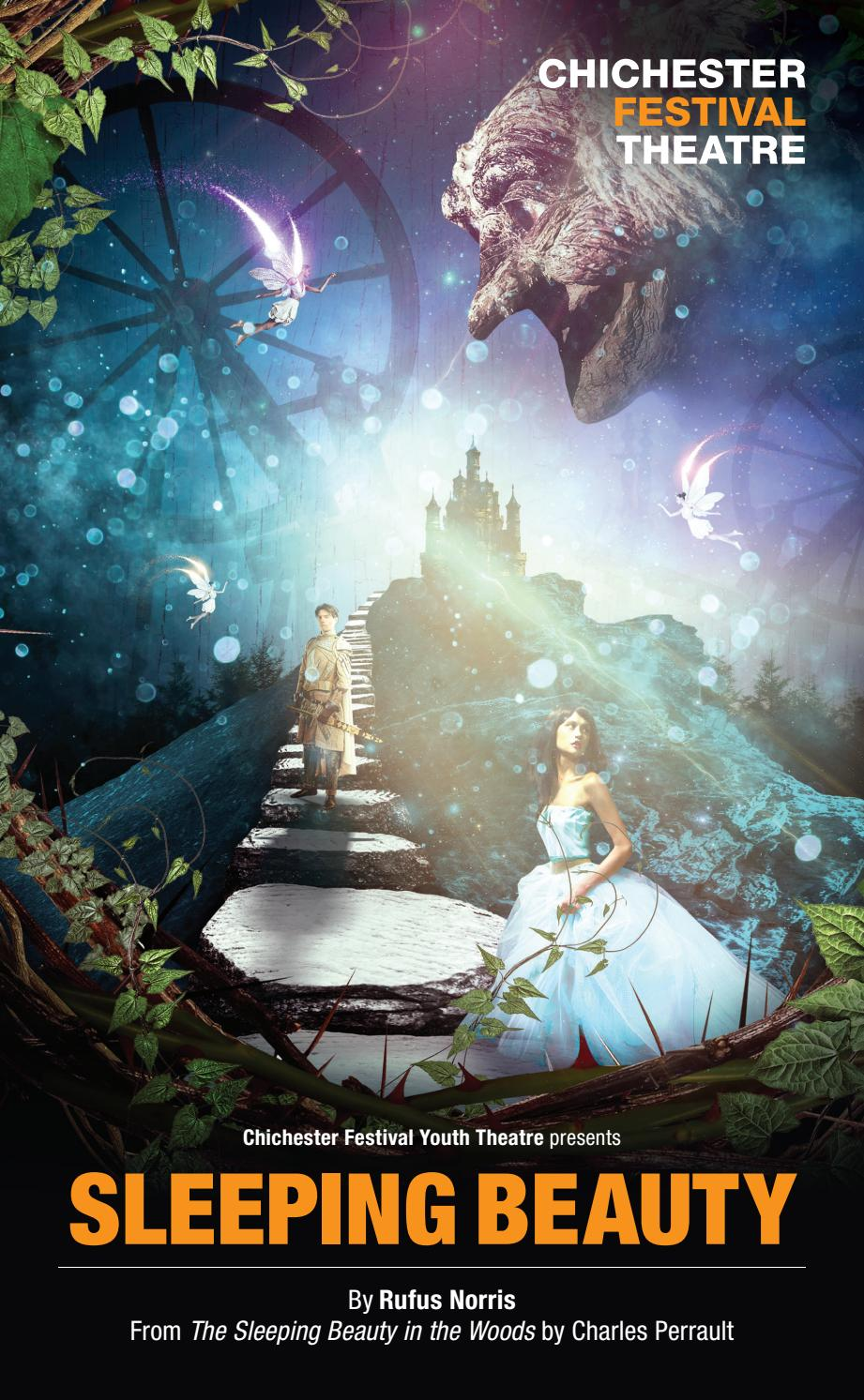 Sleeping Beauty Digital Programme by Chichester Festival