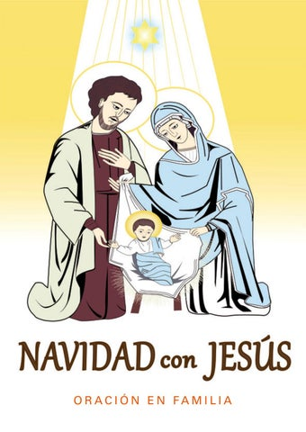 Fotos De Navidad Con Jesus.Navidad Con Jesus Oracion En Familia By Icm Uy Issuu