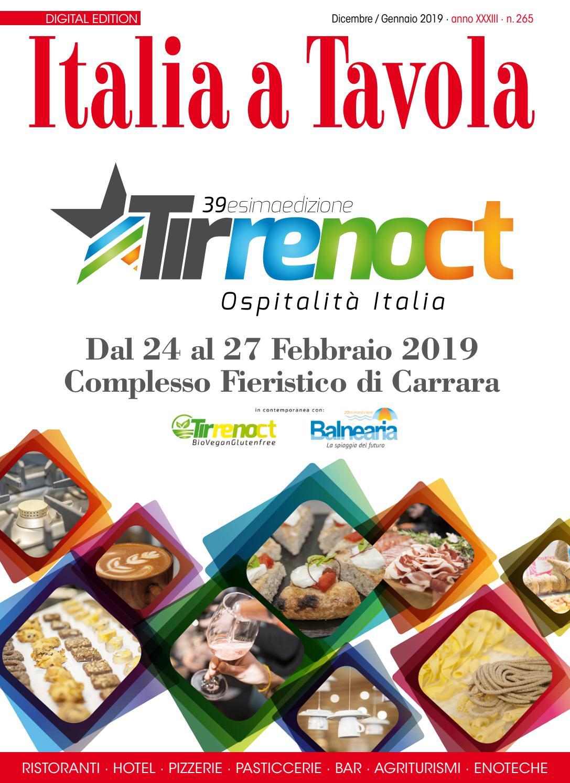 Piatti Freddi Veloci Da Asporto italia a tavola 265 dicembre gennaio 2019 by italia a tavola