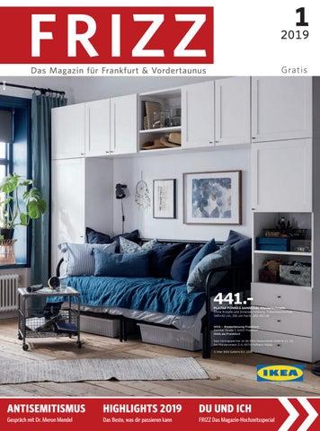 Frizz Das Magazin Frankfurt Januar 2019 By Frizz Frankfurt Issuu