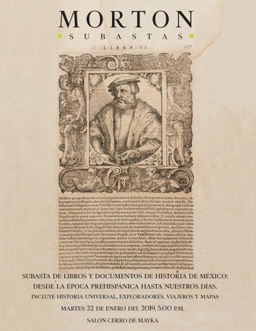 8be3aed12a subasta de libros y documentos de historia de méxico  desde la época  prehispánica hasta nuestros días. incluye historia universal