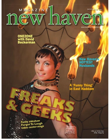 35ee5fead91 New Haven magazine November 2009 by Second Wind Media Ltd - issuu
