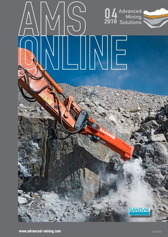 Ams Online Ausgabe 042018 By Ams Online Issuu