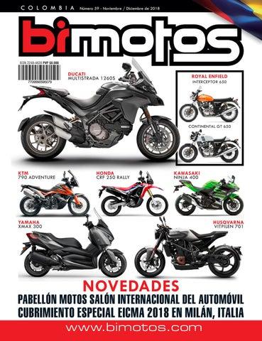 d03514015 Bimotos 59 by Revista Bimotos - issuu