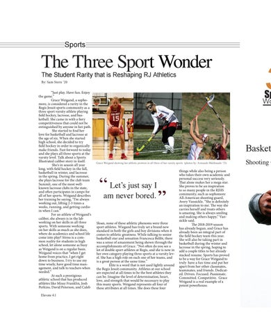 Page 28 of The Three Sport Wonder: Grace Weigand