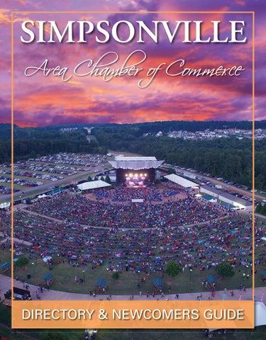 Simpsonville SC Digital Publication - Town Square Publications