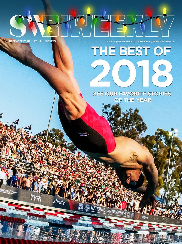 b0fb88f965 SW Biweekly December 21st, 2018 by Swimming World Magazine - issuu