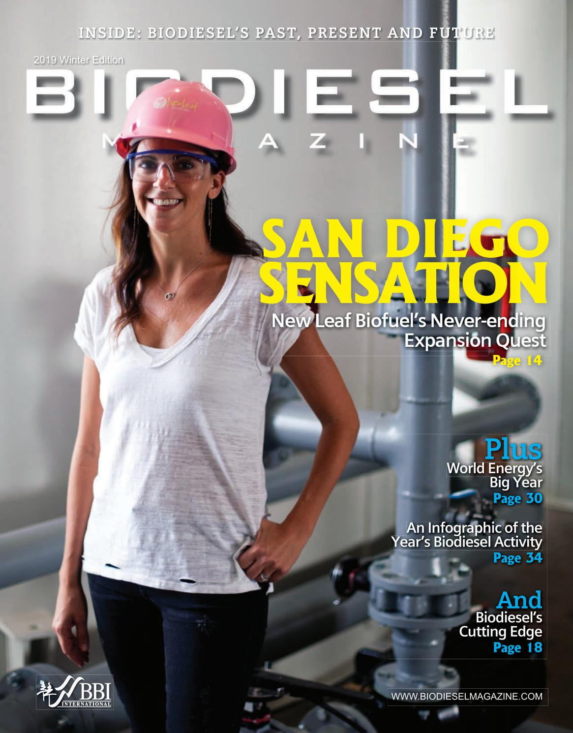 df3c093de04 2019 Winter Biodiesel Magazine Biodiesel Industry Directory by BBI  International - issuu