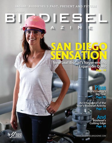 68199a41b90 2019 Winter Biodiesel Magazine Biodiesel Industry Directory by BBI ...