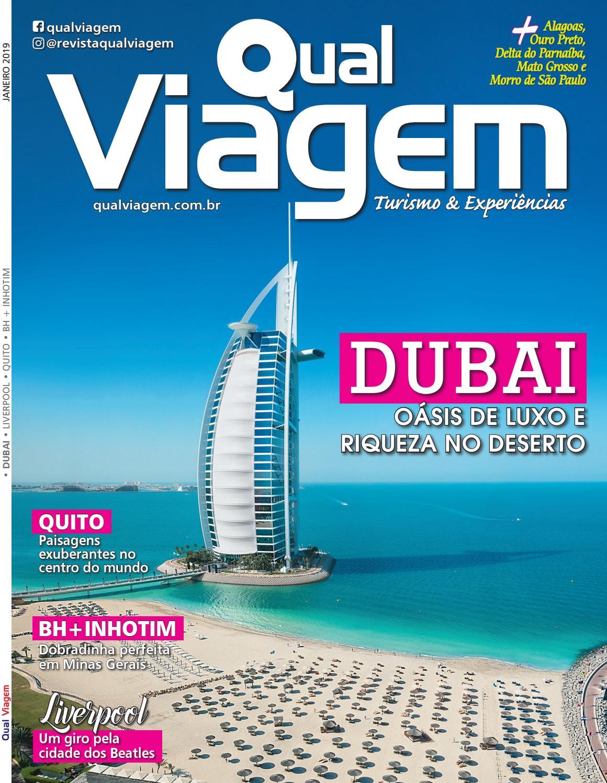 da2fe5ed2d7 Revista Qual Viagem Edição 62 - Janeiro 2019 by Editora Qual - issuu