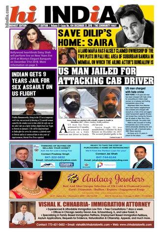 Hi India December 21st 2018 By Hi India Weekly Issuu