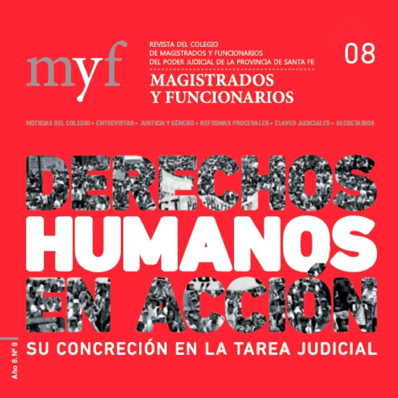 82bb5ffcd Revista MyF - 08 - Edición Web 2018 - Parte 1 de 2 by Colegio de ...