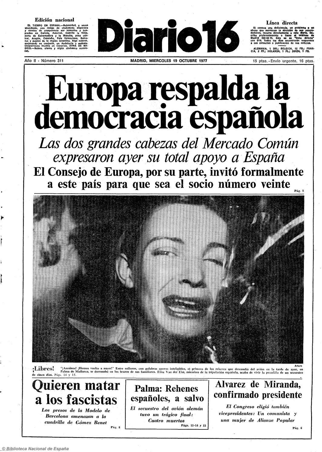 2d655588c08 Diario 16. 19-10-1977 by diario16deburgos - issuu