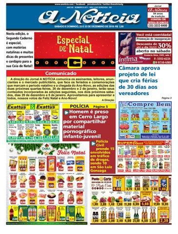 d40cd65a814ad Edição de 22 e 23 de dezembro de 2018 by Jornal A Notícia - issuu
