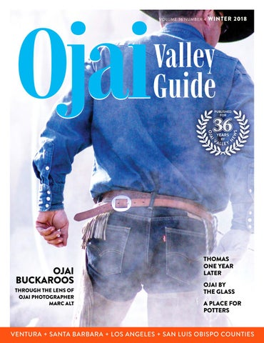 b2e1351c87a Ojai Valley Guide Winter 2018 by Ojai Valley News - issuu