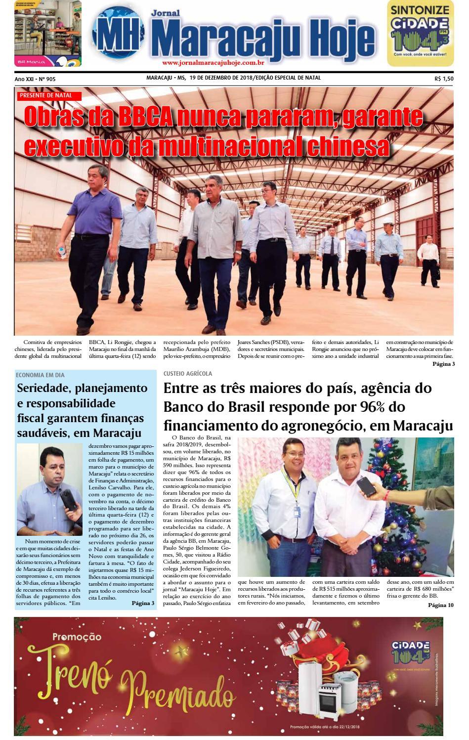 49f4269298 Jornal Maracaju Hoje