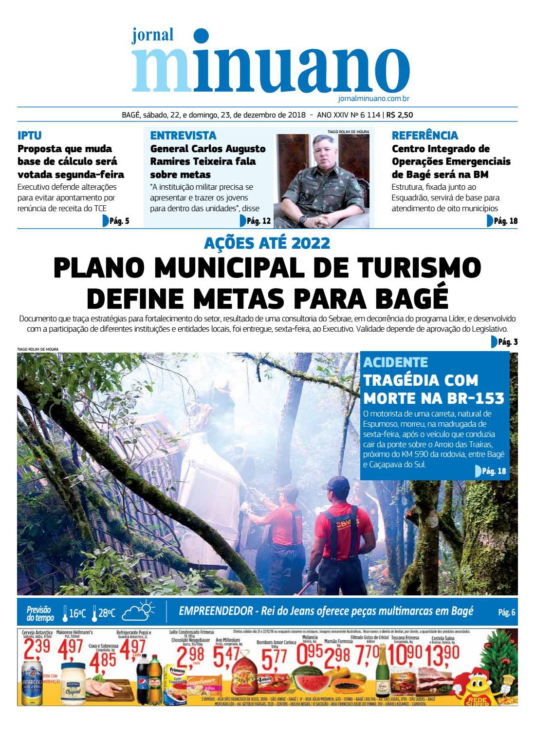 20181222 by Jornal Minuano - issuu 36295868d9b