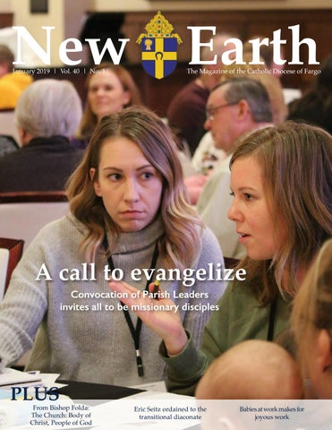 New Earth January 2019 by Fargo Diocese - issuu